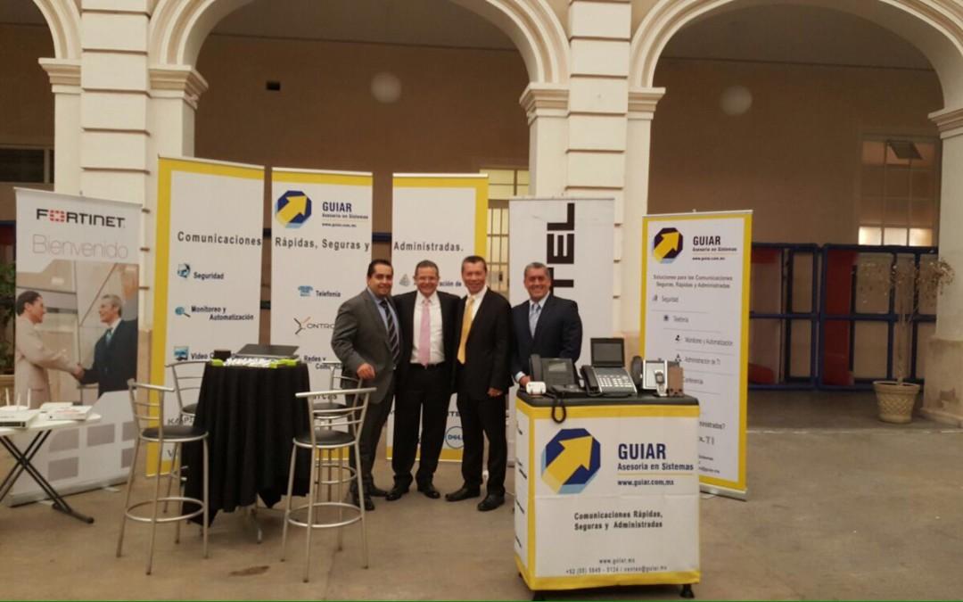 GUIAR Cierra importante negocio de comunicaciones unificadas con la Universidad Autónoma del Estado de México – UAEM